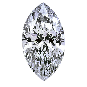 Leon Mege Marquise cut diamond