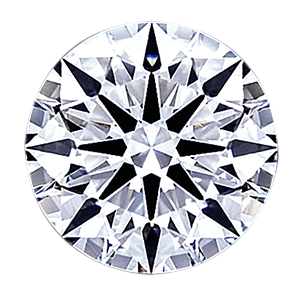 Leon Mege Round cut diamond