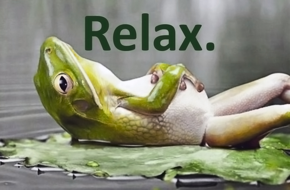 leon mege tranquility and peace guaranteed