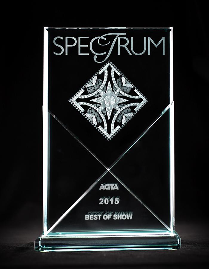 Leon Mege Spectrum 2015 Best of Show