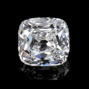 2.01 ct J/VS1 true antique cushion diamond GIA 2211783189