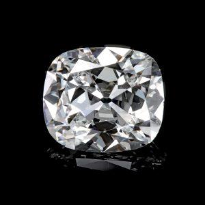 2.45 ct E/VS1 True Antique™ cushion diamond GIA 2215960471